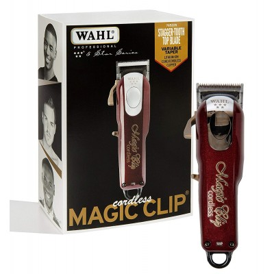 Cordless Magic Clip by Wahl