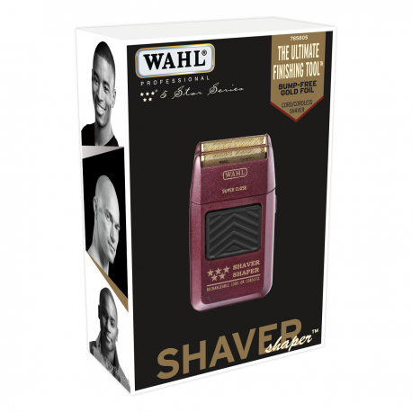 5 Star Shaver by Wahl