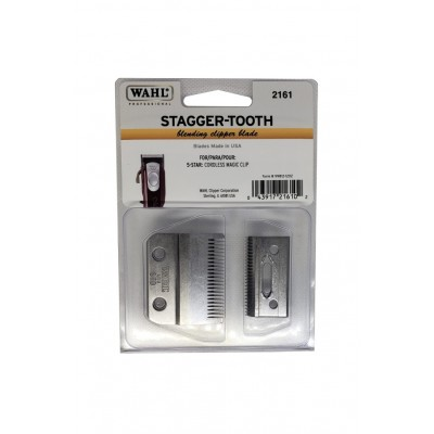 Wahl Stagger-Tooth Blade -...